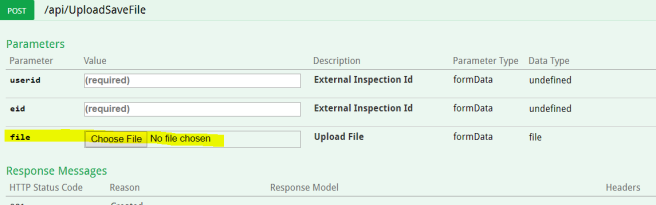 Swagger for Fileupload – My Online Notebook